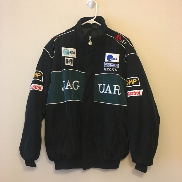 b6dd17225ede20 jaguar Jackets & Coats | Racing Jacket | Poshmark